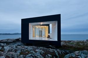 Long  Studio, Fogo Island Newfoundland