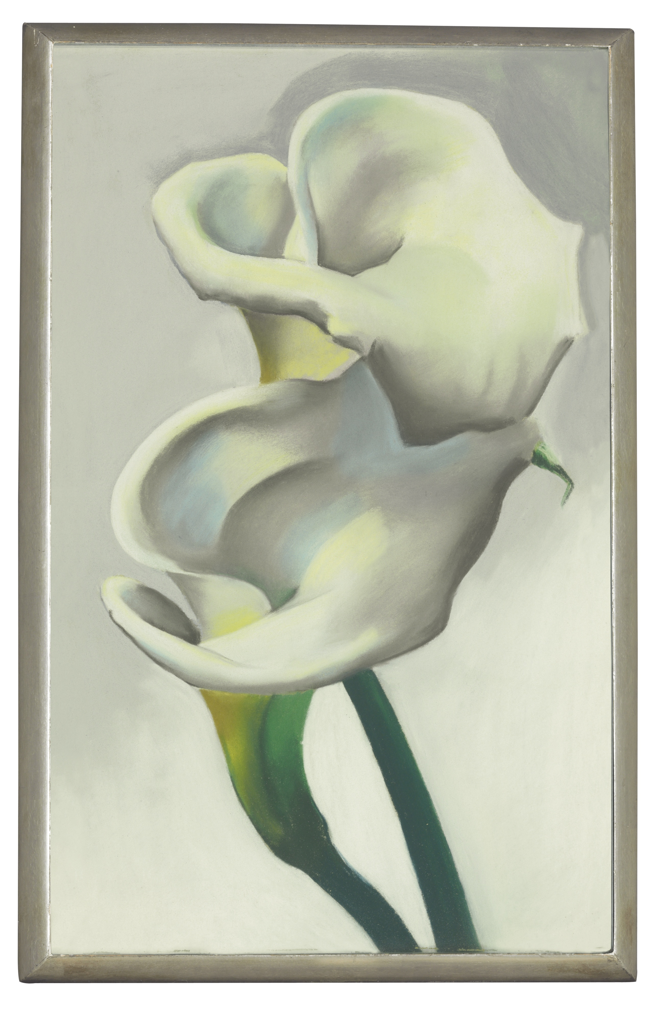 Art history news georgia okeeffe at auction two works by georgia okeeffe were among the highlights of the sale both of which depict calla lilies the flower with which the artist is most closely mightylinksfo