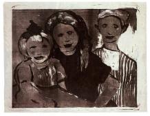 EMIL NOLDE Fisherman's Children, 1926