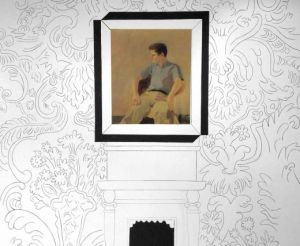 John Ashbery: Poet Among Things Installation view