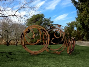 Joel Perlman  Seven Ponds Welded Steel