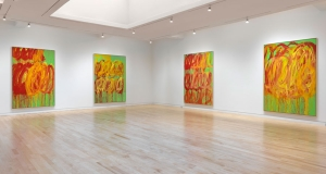 Cy Twombly: The Last Paintings Gagosian Gallery, 2012
