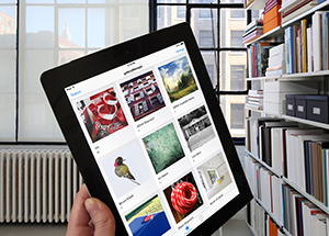 With galleries attending over half a dozen art fairs a year, on-the-go access to inventory is essential. Use galleryManager wherever you go—on a computer or any mobile device to present a curated selection of inventory and so much more.
