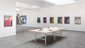 KELLY WALKER Exhibition View, 2014 Paula Cooper Gallery