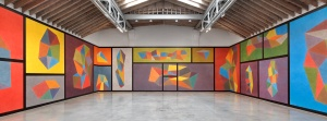 Sol LeWitt Exhibition view, 2013 Paula Cooper Gallery