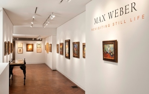 Installation view Max Weber: Revisiting Still Life April 8 - May 3, 2013