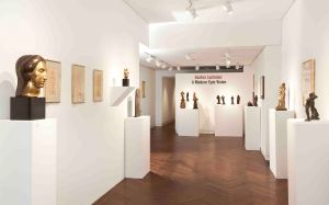 Installation View Gaston Lachaise: A Modern Epic Vision November 15 - December 21, 2012