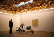 Mark Vanmoerkerke  Installation by Philippe Parreno