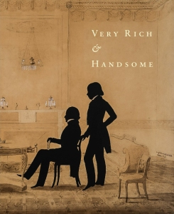 VERY RICH AND HANDSOME Exhibition Catalogue Cover