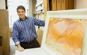 Brad Shar Julius Lowy Framing and Restoration