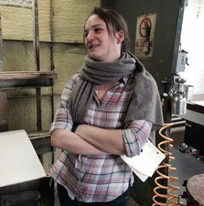 Lauren Rich Painting Conservator