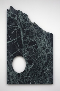 Analia Saban Bathroom Sink Template (Jade Marble) 2014 marble 74 5/8 x 44 inches