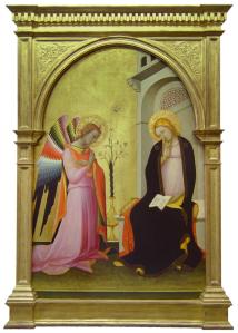 Lorenzo Monaco, 15th Century: Tabernacle Frame