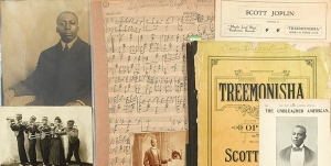 Scott Joplin Archive Swann Galleries, New York, NY