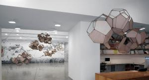 Tomas Saraceno Installation View