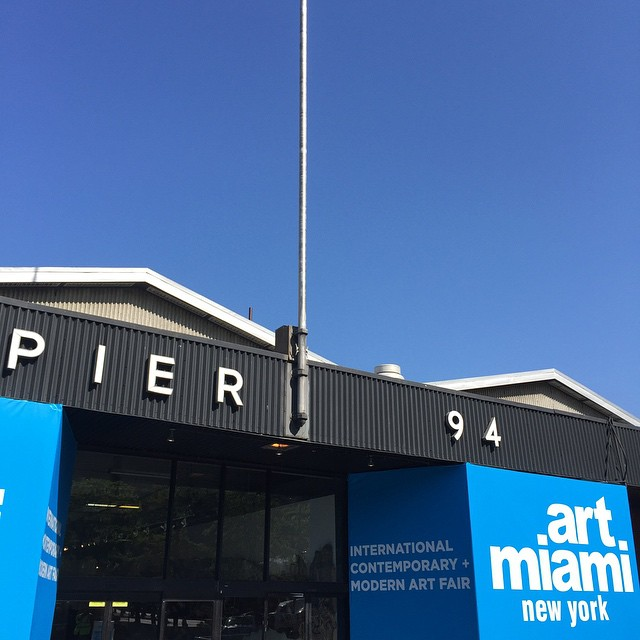 ART MIAMI NEW YORK May 14 2015