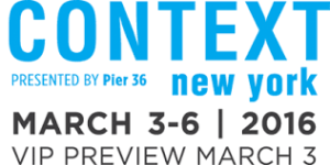 CONTEXT New York March 3-6, 2016