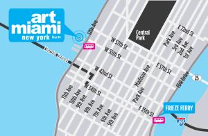 Art Miami New York May 14 - May 17, 2015