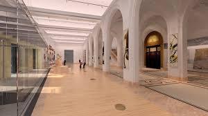 Entrance Lobby New-York Historical Society