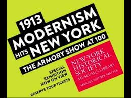 The Armory Show at 100 New-York Historical Society October 2013 - February 2014