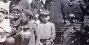 I Live. Send Help. New-York Historical Society June-September 2014