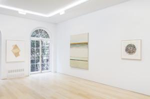 Frankenthaler, Rockburne, & Sterne Van Doren Waxter  July 8 - August 28, 2015