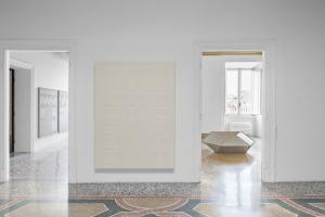 Indipendenza Rome 2015 Reciprocal Score / Tauba Auerbach and Charlotte Posenenske, Indipendenza Roma, Rome, Italy