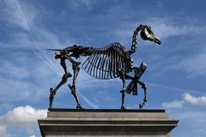 Hans Haacke Gift Horse 2015
