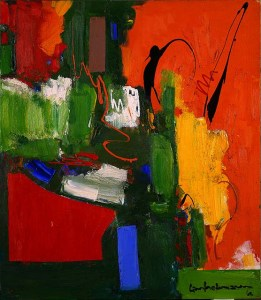 Hans Hofmann The Lark, 1960 BAMFA, University of California