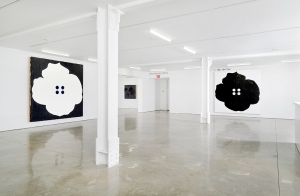 Donald Sultan Installation View