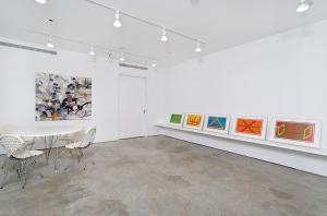 Ryan Lee Gallery Installation View