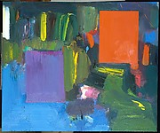 Hans Hofmann Renate's Nantucket 1965 Metropolitan Museum of Art