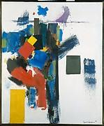 Hans Hofmann Heraldic Call 1965