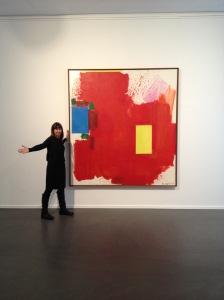 STACEY GERSHON Curator, Hans Hofmann Trust