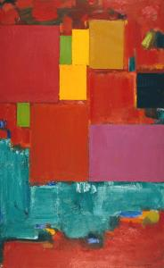 Hans Hofmann Pompeii 1959 The Tate, London