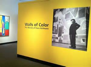 Hans Hofmann Walls of Color Bruce Museum Greenwich, Connecticut