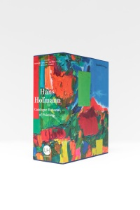 HANS HOFMANN Catalogue Raisonne of Paintings 3 volumes