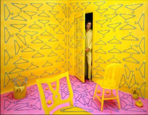 SANDY SKOGLUND Hangers, 1979 Ryan Lee Gallery October 29 - December 23, 2015
