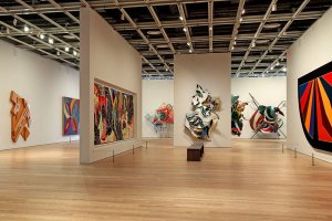 Frank Stella: A Retrospective 2015 The Whitney Museum of American Art, New York