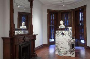Diana Al-Hadid: Regarding Medardo Rosso Marianne Boesky Gallery, Uptown, New York February 8 - March 19, 2014