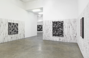 Julie Dault Maker's Mark Installation View February - March 2015 Marianne Boesky Gallery, New York Photo credit: Jason Wyche