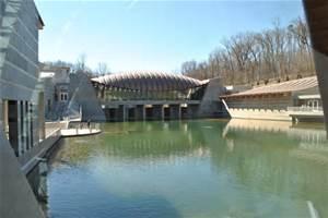 Crystal Bridges Museum of American Art Arkansas
