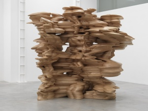Tony Cragg Group, 2012 Wood 325 x 236 x 386 cm / 127 15/16 x 92 15/16 x 152 in.