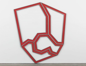 Richard Deacon Lisson Gallery Booth B62 FRIEZE NEW YORK 2016