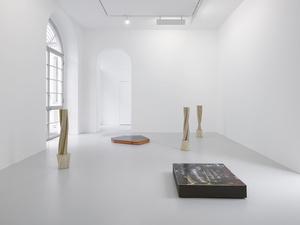 Richard Deacon Installation View March - April 2015 Lisson Gallery, Milan