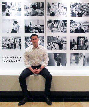 MAX TEICHER Gagosian Gallery 980 Madison Avenue New York