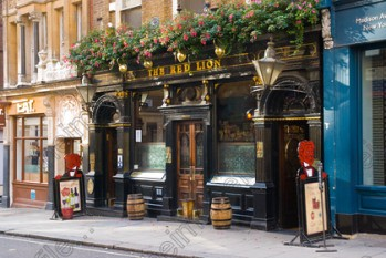 The Red Lion St. James Place, London