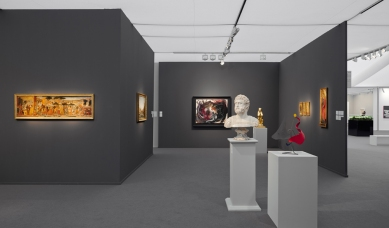 Frieze Masters: Modern and Old Masters meet