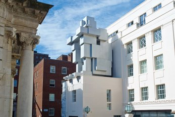 Beaumont Hotel, Mayfair Anthony Gormley ROOM
