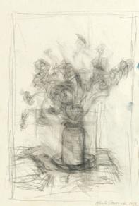 Curated by Meredith Harper Alberto Giacometti: Drawings Peter Freeman, Inc., New York 1 May-27 June, 2009